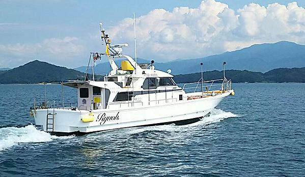 船体イメージ